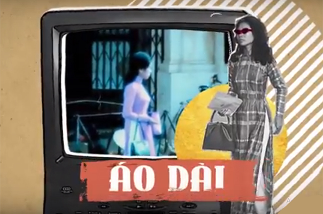 The 2000 Year History of the Vietnamese Ao Dai